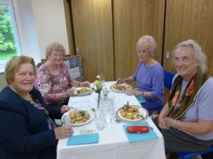Luncheon Club Flurishes