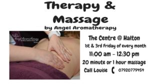 Angel Therapy and Massage - April 2017