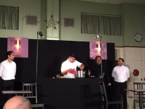 Chef Show night - 3