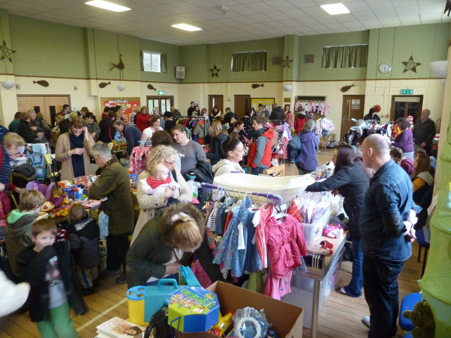 Children's Nearly New Sale