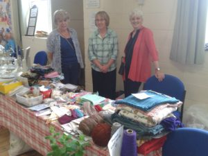 Craft and Table Top Sale - knit and natter