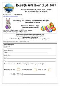 Enjoy a Ball Easter 2017 application