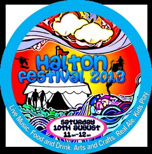 Halton Festival Logo