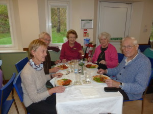 New Crockery Aviva Grant Lunch Club