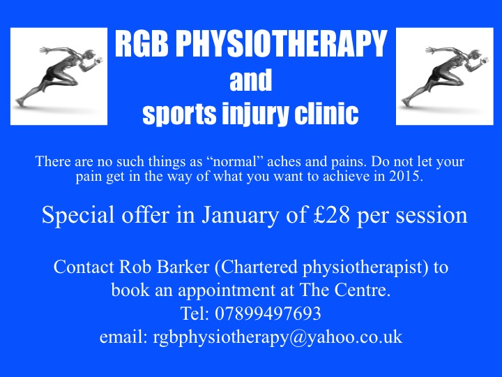 RGB PHYSIOTHERAPY