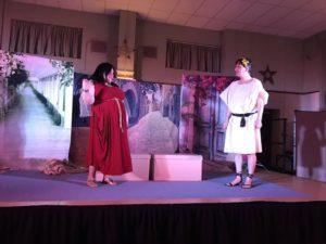 Up Pompeii performance - 3