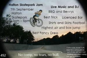 celebration event skate poster